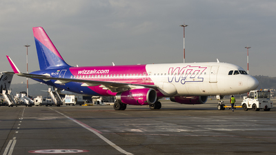 A picture of HALYQ - Airbus A320232 - Wizz Air - © KonradWyszynski