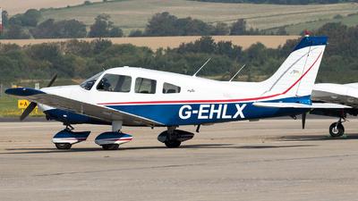 A picture of GEHLX - Piper PA28181 - [288090317] - © Stephen Duquemin