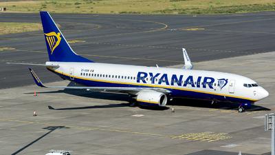 A picture of EIGXN - Boeing 7378AS - Ryanair - © Eduardo Paixao Silva