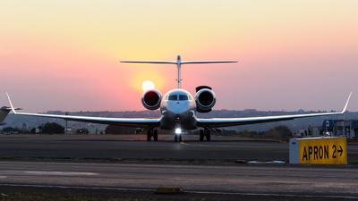 PS-MTR - Gulfstream G650 - Private
