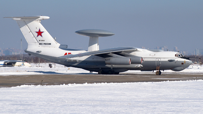 RF-93952 - Beriev A-50 Mainstay - Russia - Air Force