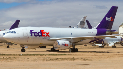 A picture of N429FE - Airbus A310203(F) - [364] - © dakl-photography