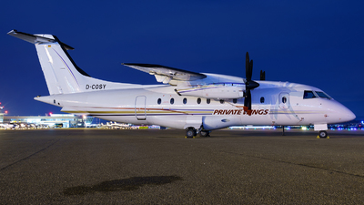 D-COSY - Dornier Do-328-110 - Private Wings