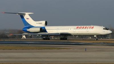RA-85800 - Tupolev Tu-154M - Rossiya Airlines
