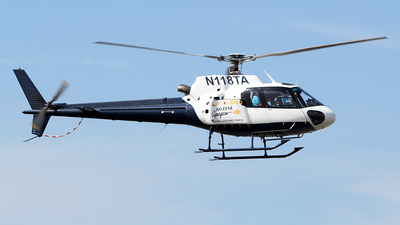 N118TA - Eurocopter AS 350B2 Ecureuil - Private