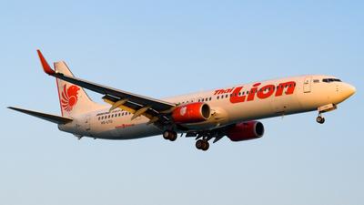HS-LTU - Boeing 737-9GPER - Thai Lion Air