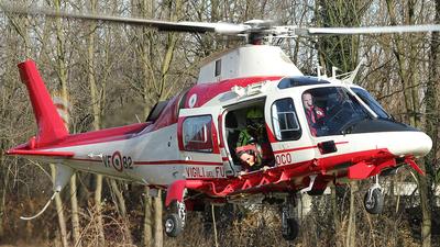 I-DVFC - Agusta A109 Power - Italy - Vigili del Fuoco