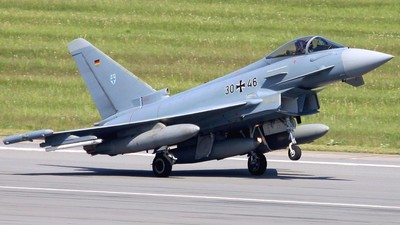 30-46 - Eurofighter Typhoon EF2000 - Germany - Air Force