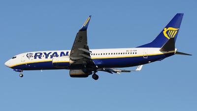 A picture of EIEBR - Boeing 7378AS - Ryanair - © Alexander Portas