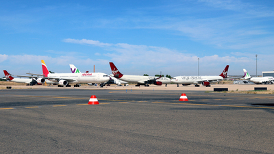 LERL - Airport - Ramp