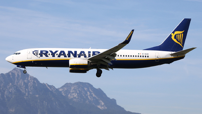 EI-ESR - Boeing 737-8AS - Ryanair
