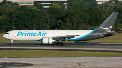 N1427A - Boeing 767-306(ER)(BCF) - Amazon Prime Air