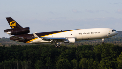 N278UP - McDonnell Douglas MD-11(F) - United Parcel Service (UPS)