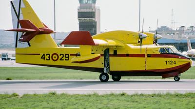 UD.13-29 - Canadair CL-215T - Spain - Air Force