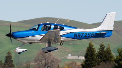 N972SB - Cirrus SR22T-GTS - Private