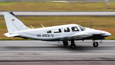 HK-4931-G - Piper PA-34-200T Seneca II - Private