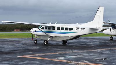 VH-TQW - Cessna 208B Grand Caravan - Private