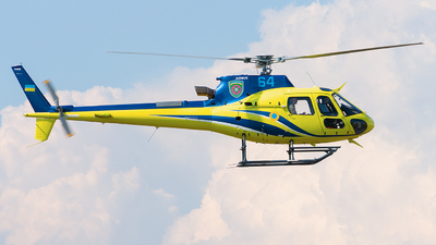 64 - Airbus Helicopters H125 - Ukraine - Border Guard
