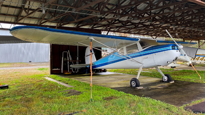 N1917V - Cessna 140 - Private