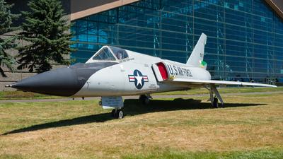 59-0137 - Convair F-106A Delta Dart - United States - US Air Force (USAF)