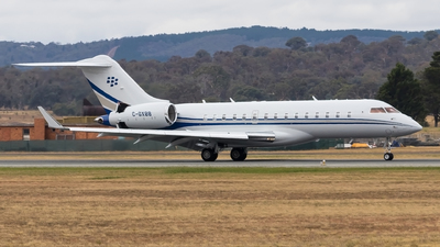 C-GXBB - Bombardier BD-700-1A10 Global Express XRS - Private