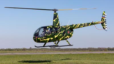 RA-04328 - Robinson R44 Raven II - Private