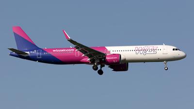 HA-LVR - Airbus A321-271NX - Wizz Air