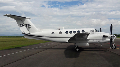 ZP-BBY - Beechcraft 300LW Super King Air - Private