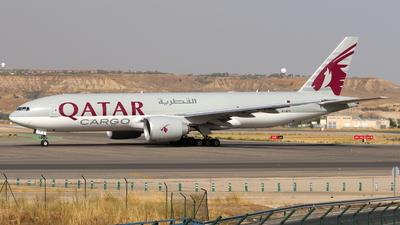 A picture of A7BFT - Boeing 777F - Qatar Airways - © Marcel Schmidt