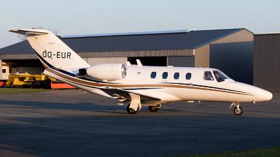OO-EUR - Cessna 525 Citation CJ1 - Air Service Liège (ASL)