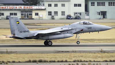 22-8940 - McDonnell Douglas F-15J Eagle - Japan - Air Self Defence Force (JASDF)