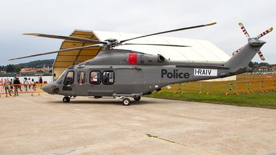 I-RAIV - Agusta-Westland AW-139 - Australia - Victoria Police