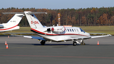 D-IOHL - Cessna 525A CitationJet 2 - Ohlair Charterflug