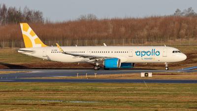 A picture of SERKB - Airbus A321251N - Novair - © vwmatze