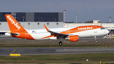 OE-IND - Airbus A320-214 - easyJet Europe