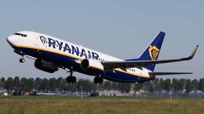A picture of EIENF - Boeing 7378AS - Ryanair - © Jan-Eike Berger