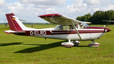 D-ELRD - Reims-Cessna FR172F Reims Rocket - Private