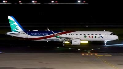 A picture of T7ME6 - Airbus A321271NX - MEA - © Sebastian Thiel