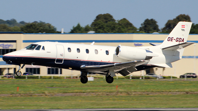 OE-GDA - Cessna 560XL Citation XLS - Europ Star Aircraft