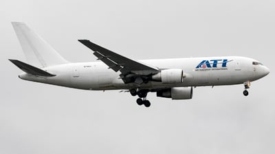 N791AX - Boeing 767-281(BDSF) - Air Transport International (ATI)