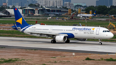 VN-A289 - Airbus A321-211 - Vietravel Airlines