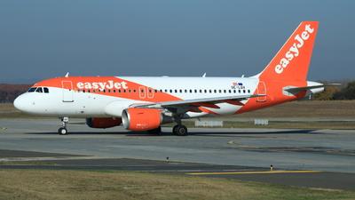 OE-LQV - Airbus A319-111 - easyJet Europe