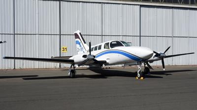ZS-LMY - Cessna 402C - Private