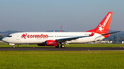 9H-TJG - Boeing 737-86J - Corendon Airlines