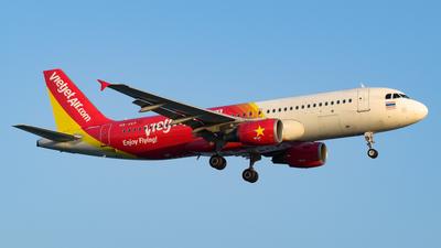 HS-VKF - Airbus A320-214 - Thai VietJet Air