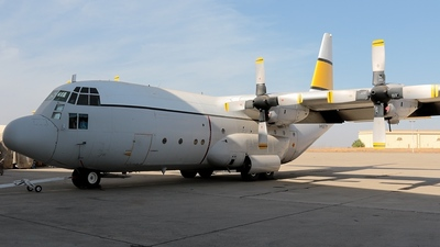 A picture of N466TM - Lockheed C130A Hercules - [57466] - © Wojtek Kmiecik