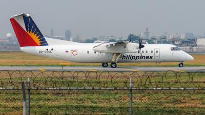 RP-C3017 - Bombardier Dash 8-Q314 - PAL Express