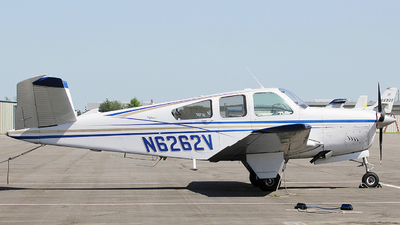 N6262V - Beechcraft V35 Bonanza - Private