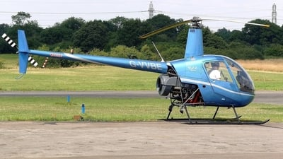 G-VVBE - Robinson R22 Beta - Private