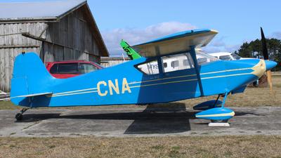 ZK-CNA - Nesmith Cougar 1 - Private